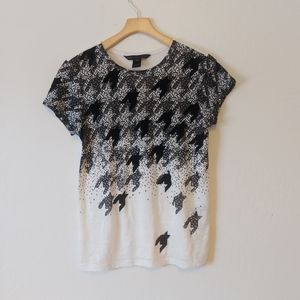 Marc by Marc Jacobs patterned tee
